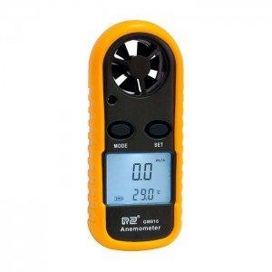 Анемометр з термометром портативний Benetech GM-816
