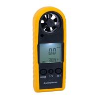 Анемометр з термометром портативний Xintest HT-383