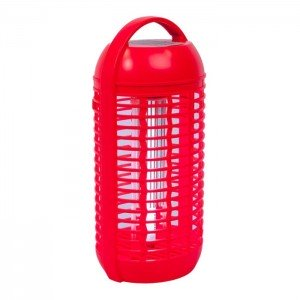 Електричний знищувач літаючих комах Mo El CriCri 300Fluo (Red)
