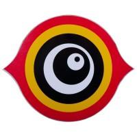 Відлякувач птахів у вигляді таблички Око