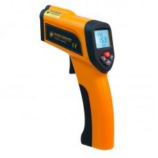Пирометр - инфракрасный термометр с термопарой Xintest HT-6896