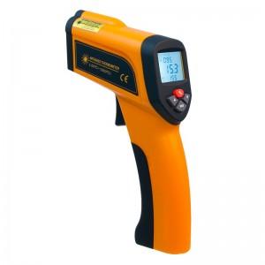 Пірометр - інфрачервоний термометр з термопарою Xintest HT-6898