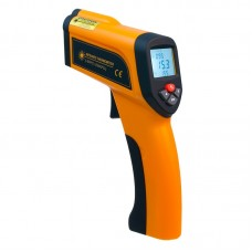 Пирометр - инфракрасный термометр с термопарой Xintest HT-6899