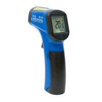 Пірометр - інфрачервоний термометр Flus IR-811