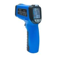 Пірометр - інфрачервоний термометр з термопарою Flus IR-817