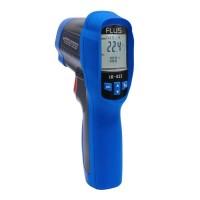 Пірометр - інфрачервоний термометр з термопарою Flus IR-822