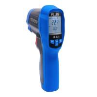 Пірометр - інфрачервоний термометр з термопарою Flus IR-823