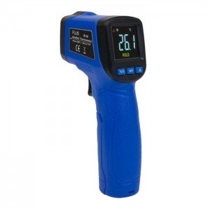 Пирометр - инфракрасный термометр Flus IR-88