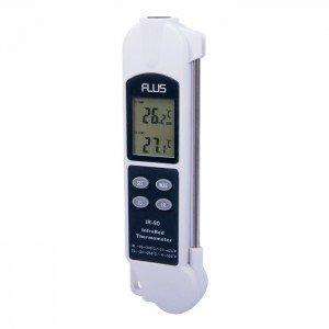 Пірометр зі щуповим термометром Flus IR-90