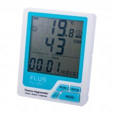 Термогигрометр комнатный Flus FL-201
