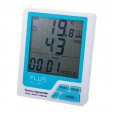 Термогігрометр кімнатний Flus FL-201