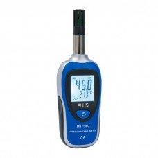 Термогигрометр портативный Flus MT-903