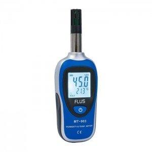 Термогігрометр портативний Flus MT-903