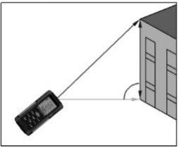 Непряме вимірювання 1 далекоміром Xintest HT-40-60-80-100